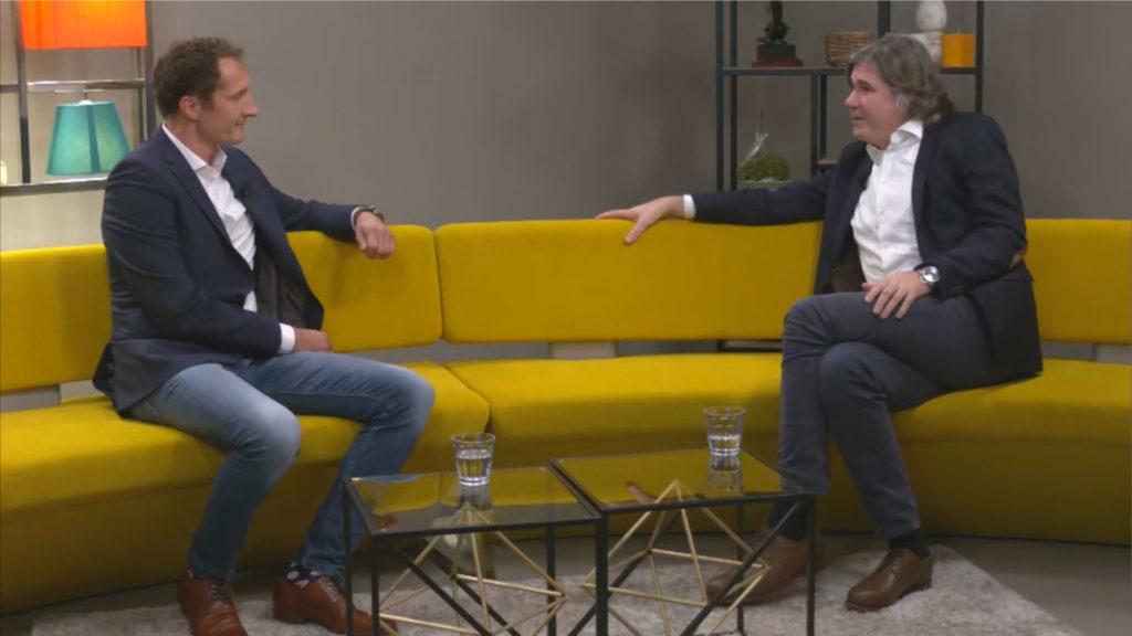 MINDCOP Marco Winzer im Interview bei Scherer Daily